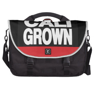 Cali Grown 2 red Commuter Bags