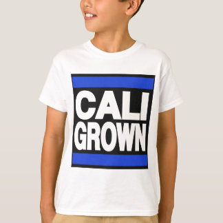 Cali Grown Blue T-Shirt
