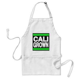 Cali Grown Green Adult Apron
