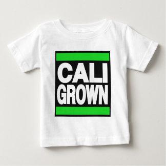 Cali Grown Green Baby T-Shirt
