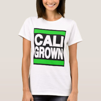 Cali Grown Green T-Shirt