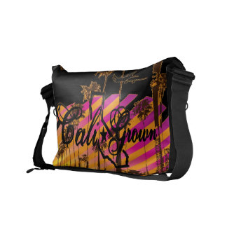 Cali Grown Courier Bag