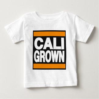 Cali Grown Orange Baby T-Shirt