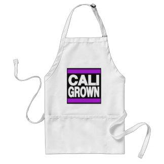 Cali Grown Purple Adult Apron