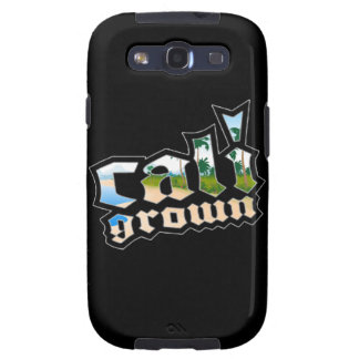 Cali Grown - Samsung Galaxy S3 Case