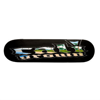 Cali Grown Skateboard