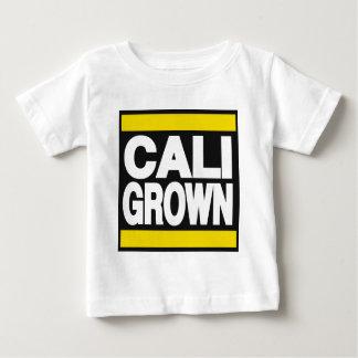 Cali Grown Yellow Baby T-Shirt