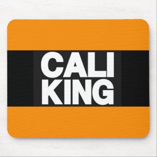 Cali King 2 Orange Mouse Pad