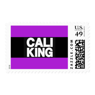 Cali King 2 Purple Stamps