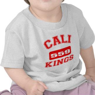 CALI KINGS 559 red Tee Shirts