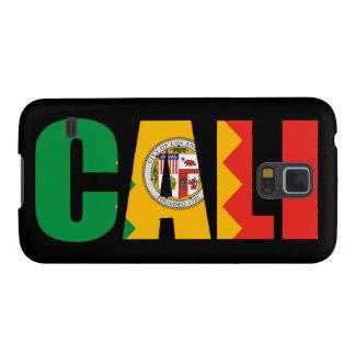 Cali Los Angeles Flag California Galaxy S5 Cover