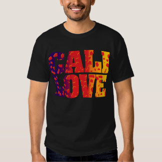 CALI LOVE - FOAMPOSITES ASTEROID T SHIRT