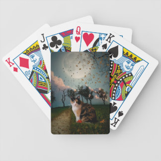 Cali Moon Bicycle Playing Cards