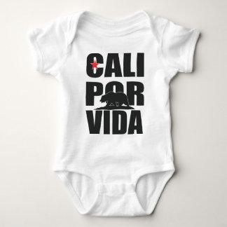 Cali Por Vida! (California For Life!) Infant Creeper