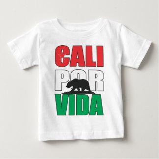 Cali Por Vida! (California For Life!) Shirt