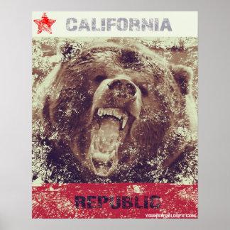 Cali Pride Poster