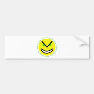 Cali Says Fan Gear Bumper Sticker