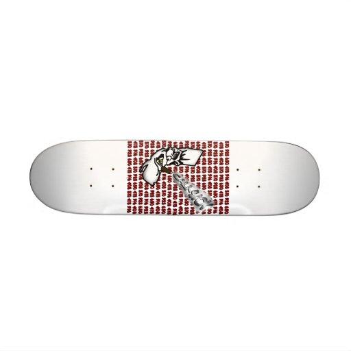 Cali Sick skateboard
