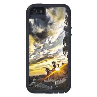 Cali Sunset 2 iPhone SE/5/5s Case