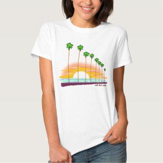 Cali Sunset T-shirt