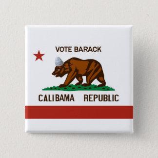 CaliBama Republic Button