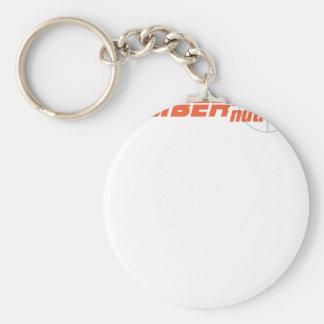 CALIBER NUTRITION final Basic Round Button Keychain