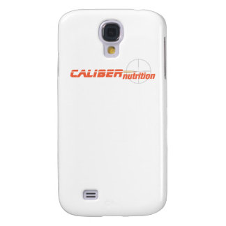 CALIBER NUTRITION final Galaxy S4 Cover