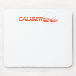 CALIBER NUTRITION final Mouse Pad