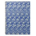 Calicó azul libreta espiral