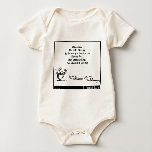 Calico Ban Baby Creeper