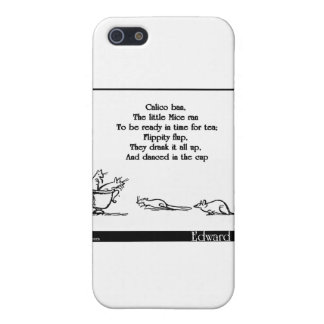 Calico Ban Case For iPhone SE/5/5s
