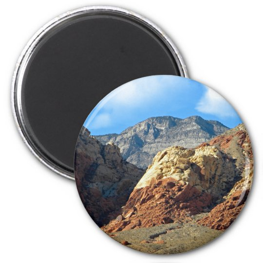 Calico Basin Nevada Magnet