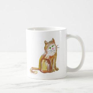calico, calico coffee mug