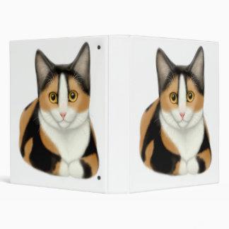 Calico Cat Avery Binder