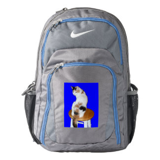 Calico Cat Backpack