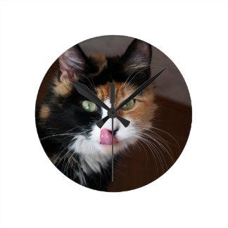 Calico Cat Clocks
