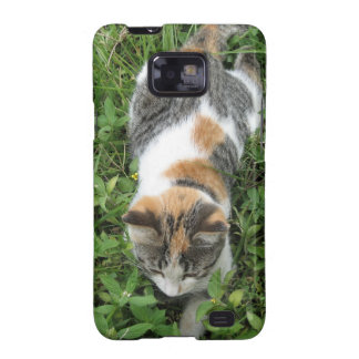 Calico Cat Galaxy SII Cover