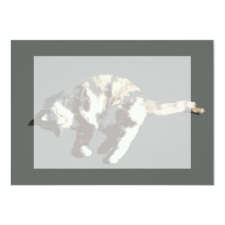 calico cat posterized grey back on side.jpg card