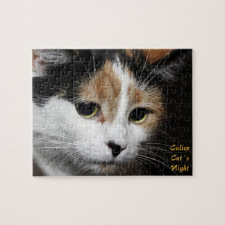 Calico Cat´s Night Puzzle