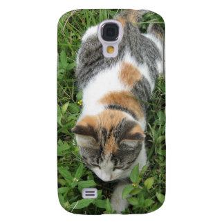 Calico Cat Samsung Galaxy S4 Case