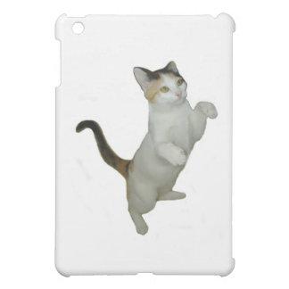 Calico Cat Sit Ups Cover For The iPad Mini