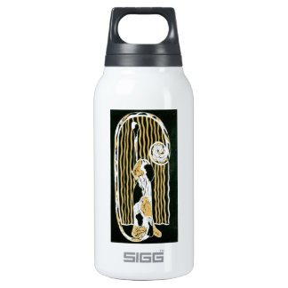 Calico Cat Thermos Water Bottle