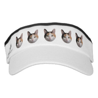 Calico Cat Visor