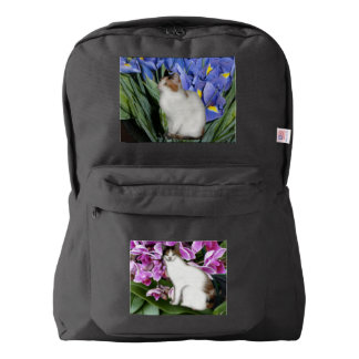 Calico Cats Backpack