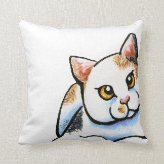 Calico Cutie Pillows
