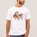 Calico Fantail Comet goldfish T-Shirt