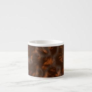 Calico Fur 6 Oz Ceramic Espresso Cup
