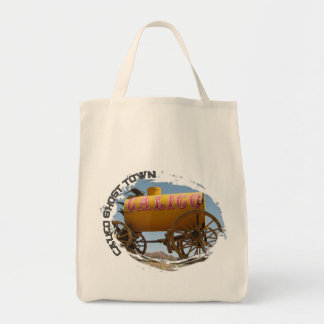 Calico Ghost Town Bag! Grocery Tote Bag