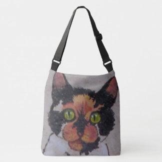 Calico Hall Cat Tote Bag