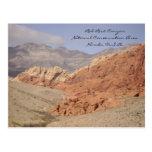 Calico Hills Postcard